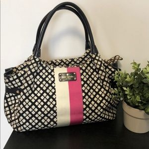 Kate Spade Canvas Shoulder Bag